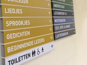 <p>In- &amp; outdoor sign</p>